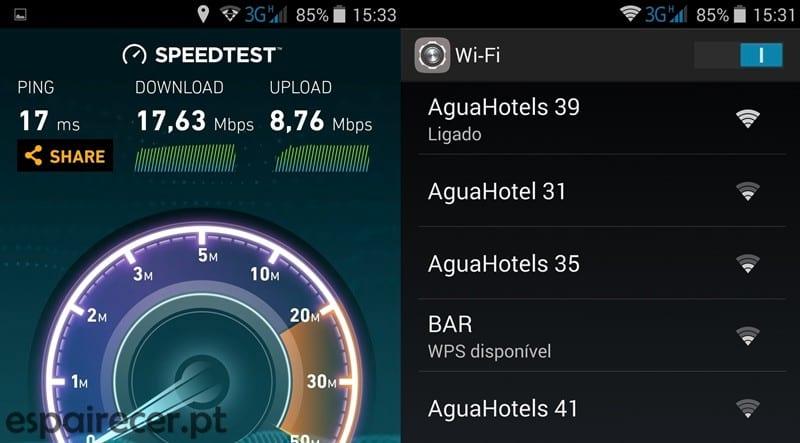 Wifi do Água Hotels Mondim de Basto