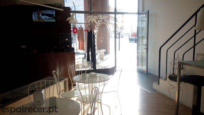 Salão de Chá Coffee ELA em Vila do Conde