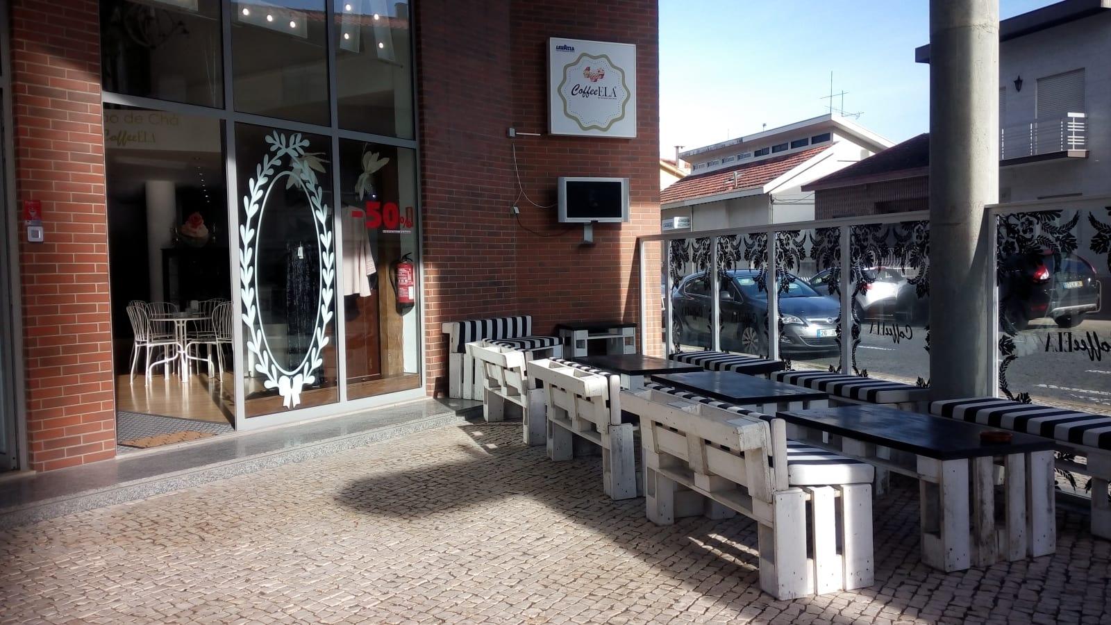 Salão de Chá Coffee ELA