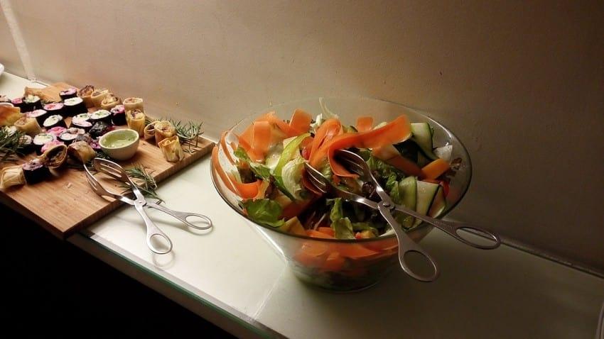 Restaurante Vegetariano daTerra em Matosinhos