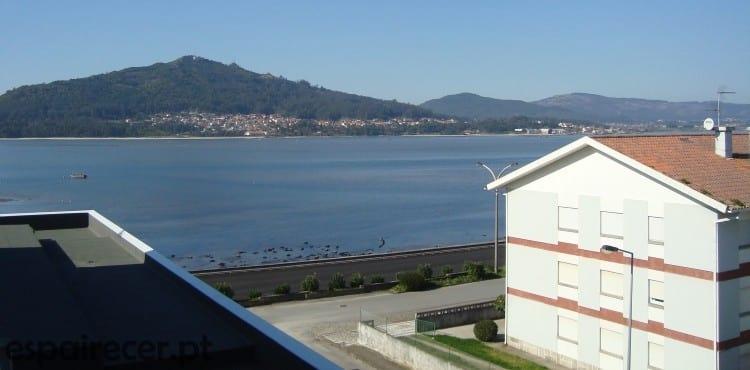 Vista do hotel Porta do Sol