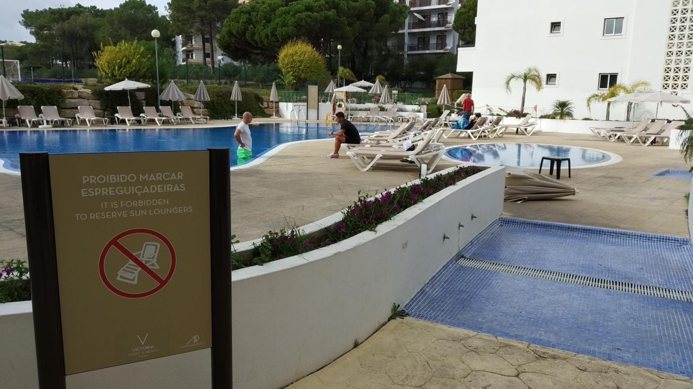 Victoria Sport & Beach Hotel em Albufeira